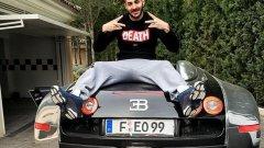 Когато си футболист на Реал, можеш да си позволиш да напълниш гаражите си със зверове. Вижте в галерията.