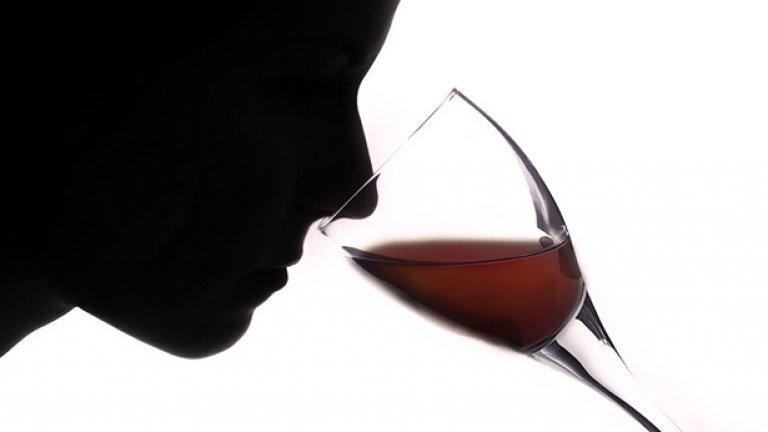 С нарастване на захарите виното става по-меко и сладникаво