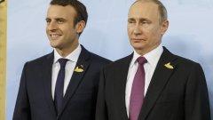 Темата за преговорите с Украйна ще заеме ключово място в срещата между двамата държавни лидери