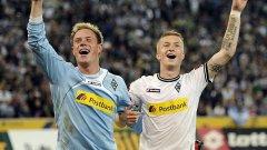 Вратарят Марк-Андре тер Щеген и атакуващият халф Марко Ройс бяха с най-голям принос за четвъртото място, класирало Борусия (Мьонхенгладбах) за пръв път в Шампионската лига. Ройс също така заслужи признанието за Играч на сезона