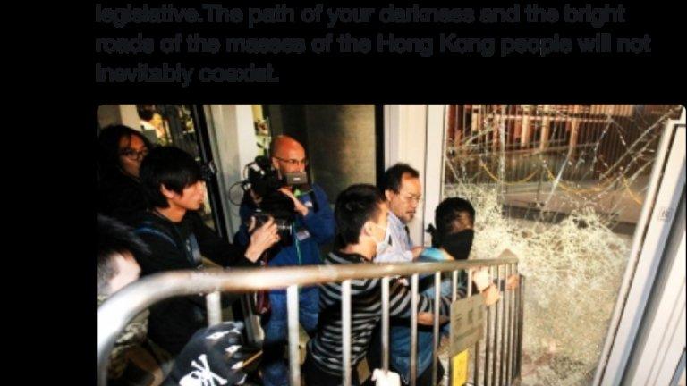Хлебарките на Хонконг - как пропагандата на Пекин се опита да задуши протестите