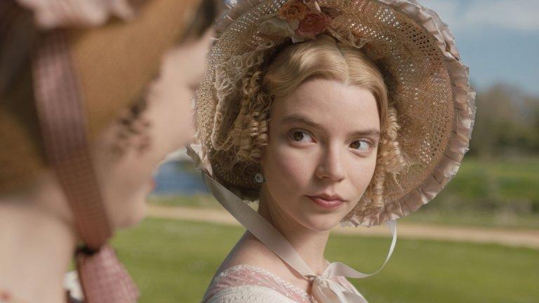 """Гледната точка на актрисата за външния ѝ вид не е нещо ново за нея. Тя дори става причина Аня да премине през паническа атака по време на снимките на романтичния """"Ема"""" (Emma, 2020 г.), базиран на роман на Джейн Остин.   """"Мислех си: """"Аз ще съм първата грозна Ема и не мога да направя това"""", защото първата реплика във филма е """"Аз съм красива, умна и богата"""", разказва актрисата."""