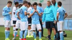 Виейра заминава за САЩ, където ще започне първата си работа като старши треньор на мъжки отбор