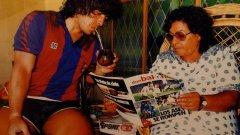 Вижте в галерията още истории за суперзвезди на футбола и техните майки.