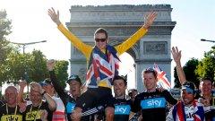 След победата в Тура, Уигинс ще гони четвърта олимпийска титла
