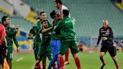 Българският футбол даде поводи за оптимизъм през годината, но няма как да подминем и някои разочарования