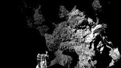 """За първи път кометата е съпроводена в този върхов момент от изследователски апарат, който лети край нея - космическата сонда """"Розета"""""""
