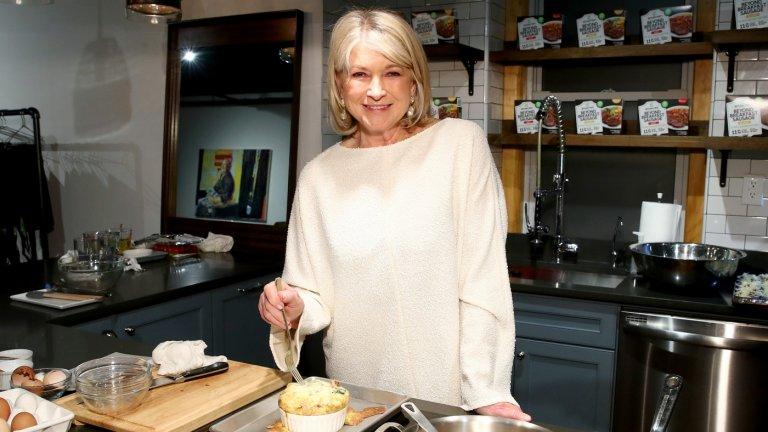 Кулинарни книги, телевизионни предавания, развод и дори затвор белязват живота ѝ