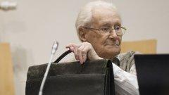 Ако Грьонинг бъде признат за виновен от съда в Люнебург, го очаква присъда между 3 и 15 г. затвор.