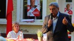 Разликата между победителя Любомир Христов и кандидата на БСП Венцислав Венков (на снимката) от втория тур е само 77 гласа