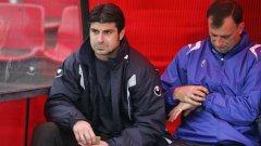 Георги Иванов има сериозни кадрови проблеми преди гостуването във Варна