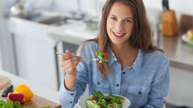 Кога трябва да готвим храната и кога да я ядем сурова