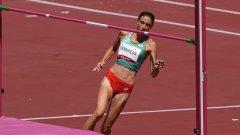 Мирела е на втори пореден олимпийски финал!