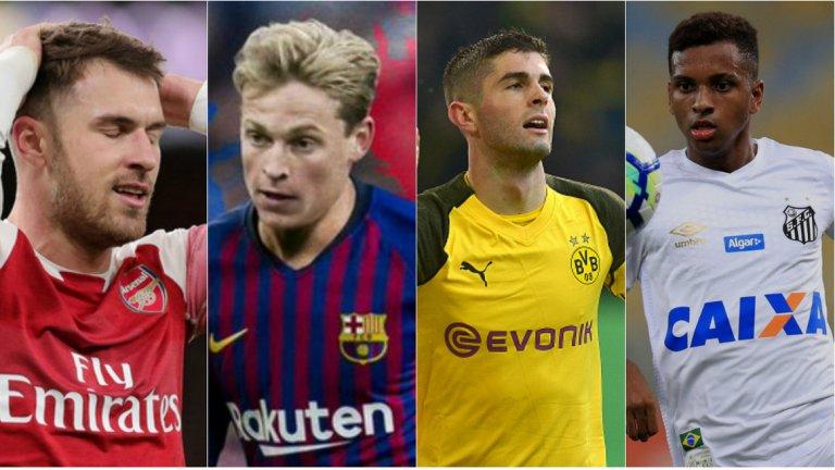 Големите отбори не губят време, а Реал Мадрид, Байерн Мюнхен и Атлетико Мадрид вече направиха по няколко трансфера. Вижте кои са 11-те най-големи сделки вече договорени за лятото...
