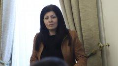 Като причина за решението си тя посочи, че отива в централата на ГЕРБ за подготовка на предстоящите парламентарни избори
