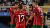 България надскочи себе си и шокира европейския шампион