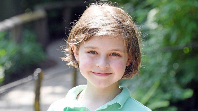 Само на 9 години Лоран Симон вече учи електротехника и се подготвя да започне докторантура.