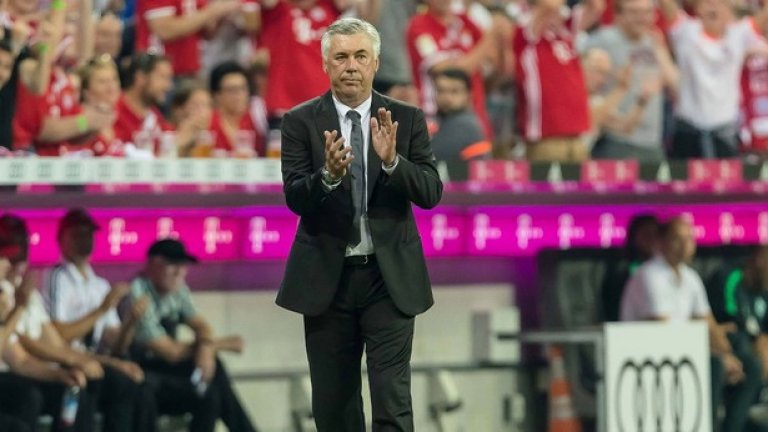 Карло Анчелоти няма да поема нов отбор до края на сезона
