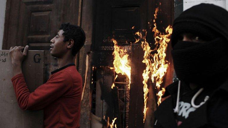 Египет премина отвъд демокрацията