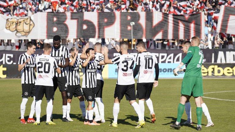 Битката за Пловдив завърши без победител