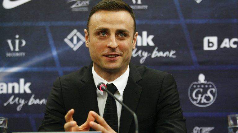 Бербатов разкритикува Солскяер за титулярния състав на Юнайтед