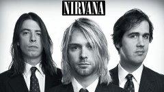 Nirvana - Кърт Кобейн е в средата