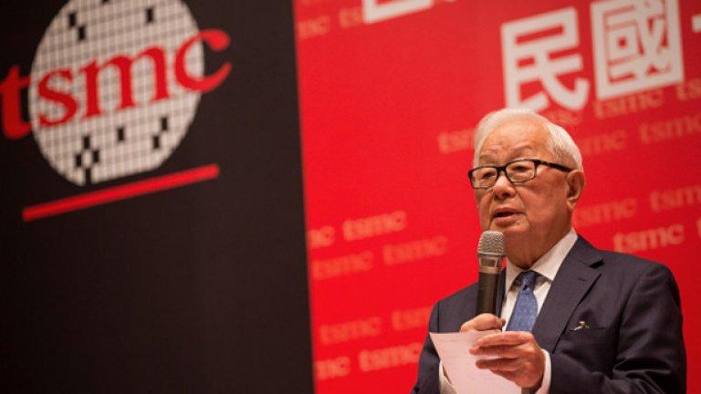 Морис Чанг е председател и основател на TSMC, която отново беше обявена за най-иновативната компания в Тайван