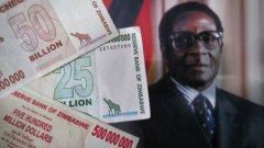 """В основата на африканската """"Къща от карти"""" стои борбата за това кой ще наследи президента Робърт Мугабе, който е на власт вече 37 години."""