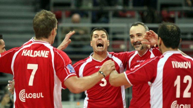 В ЦСКА останаха доволни от играта си, но не и от резултата срещу Нолико