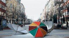 """Такава е идеята на Николета Иванова или проектът """"Чадърите I"""""""