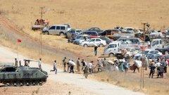 Властите обвиняват за атаката кюрдски бойци