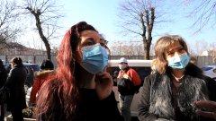 Д-р Ирина Гайтаневска, РЗИ: Защо има опашка - това питам и аз
