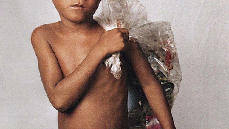 Роти, 8 г., Пном Пен, Камбоджа