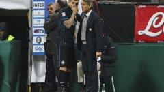 Роберто Манчини води Интер почти пълни два сезона. В първия си завърши осми, а във втория - четвърти.