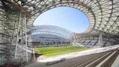 """""""Стад Велодром"""" ще е един от стаздионите, на които ще се проведе шампионатът на Стария континент."""