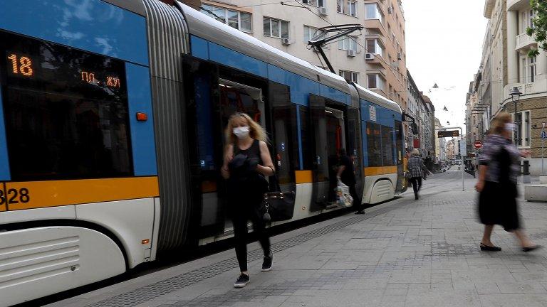 24 млн. лева са загубите на столичния градски транспорт заради пандемията