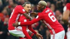 Златан може да се завърне в Юнайтед.