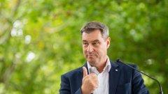 Демагогия ли е стремежът на Зьодер към по-зелени политики