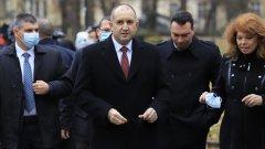 Румен Радев е категоричен, че вотът няма да бъде отлаган