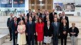 Президентът обсъди важни и актуални теми с посланиците на държавите членки от ЕС, Швейцария и САЩ