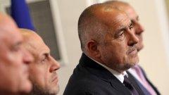 България може са бъде балансьор между Европа и Турция - това заяви Бойко Борисов на влизане в парламента