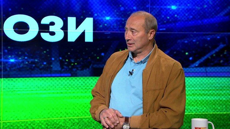 Символичният рестарт на предаването беше с първия ни гост - Емил Велев.