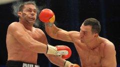 Кубрат Пулев претърпя първото си поражение в професионалната си кариера срещу Владимир Кличко