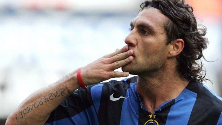 11. Кристиан Виери, 15 млн. евро в Атлетико Мадрид (1997 г.)