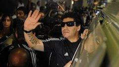 Диего Марадона не успя да постигне убедителни резултати начело на Аржентина и загуби поста си