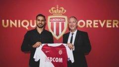 Насер Шадли подписа за 3 години с Монако