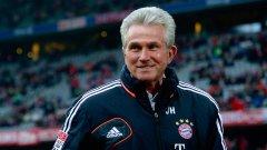 Легенда като футболист и като треньор, Юп Хайнкес продължава да бъде безценен за Байерн. Възможно ли е требълът от 2013 г. да бъде повторен?