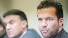 Новият договор на Лотар Матеус с Българския футболен съюз ще бъде обсъждан в Минск