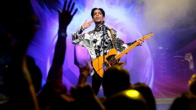 Музикантът Принс беше намерен мъртъв в дома си на 21 април 2016 г. Впоследствие полицията потвърди, че причина за смъртта му е предозиране с обезболяващия медикамент фентанил.