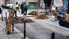 Или как изглежда един ден на високи токчета по улиците на София